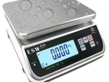 Nerez digitální váha Excell