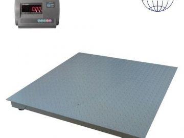 Váha průmyslová s váživostí do 1500kg