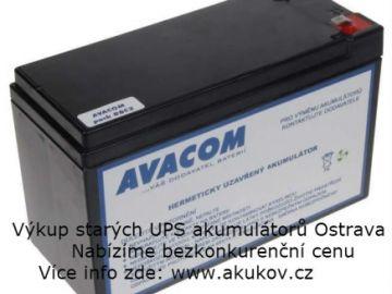 Výkup starých UPS akumulátorů Ostrava
